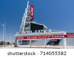 santa clara  ca usa   july 29 ... | Shutterstock . vector #714055582
