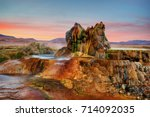 Fly Gyser Nevada