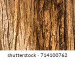 texture of a trunk | Shutterstock . vector #714100762