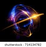 abstract background. elegant... | Shutterstock . vector #714134782