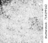 halftone black and white.... | Shutterstock . vector #714199162
