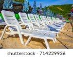 koh lan island  pattaya city ... | Shutterstock . vector #714229936