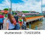 koh lan island  pattaya city ... | Shutterstock . vector #714231856
