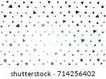 dark blue  red vector of small...   Shutterstock .eps vector #714256402