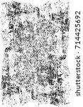 abstract grunge grey dark... | Shutterstock . vector #714425692