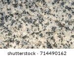 natural stone grey granite... | Shutterstock . vector #714490162