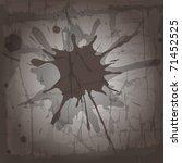 grunge vector background  eps10 | Shutterstock .eps vector #71452525