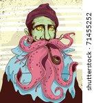 sailor mutant | Shutterstock .eps vector #71455252