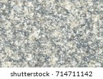 facing material gray granite... | Shutterstock . vector #714711142