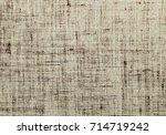 textured fabric background | Shutterstock . vector #714719242