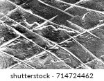 abstract background. monochrome ... | Shutterstock . vector #714724462