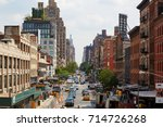 new york   september 9 ... | Shutterstock . vector #714726268