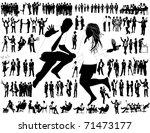 business people | Shutterstock .eps vector #71473177