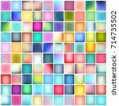 abstract creative concept...   Shutterstock .eps vector #714735502