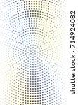 light blue  yellow illustration ... | Shutterstock . vector #714924082