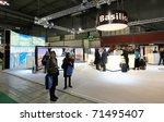 milan  italy   february 17 ... | Shutterstock . vector #71495407