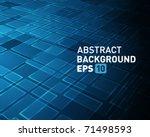 Virtual Tecnology Vector...