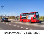 london  united kingdom. april 9 ... | Shutterstock . vector #715026868