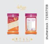 Rice Of Thailand Packaging Foo...