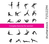 complex exercise for women