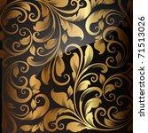 golden seamless wallpaper ...