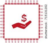 money icon   vector icon