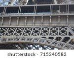 Eiffel Tower First Floor Detail