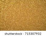 abstract glitter  lights... | Shutterstock . vector #715307932