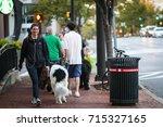 bethesda  md   september 13 ... | Shutterstock . vector #715327165
