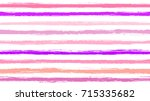 seamless striped pattern.... | Shutterstock .eps vector #715335682