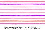 seamless striped pattern.... | Shutterstock .eps vector #715335682