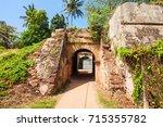 Entrance Gate Of Negombo Dutch...