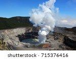 Poas Volcano National Park...