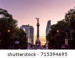 Mexico City  Mexico   Circa...
