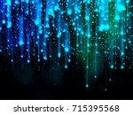 abstract wallpaper | Shutterstock . vector #715395568
