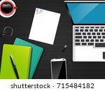 vector illustration of... | Shutterstock .eps vector #715484182