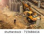 excavator. builder....
