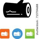 log icon  | Shutterstock .eps vector #715704688