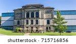 bremen  germany   august 23 ... | Shutterstock . vector #715716856