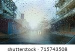 Water Rain Droplet Glass - Fine Art prints