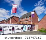 newcastle upon tyne  england ... | Shutterstock . vector #715747162