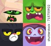halloween square avatars....