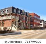 kingston  ontario suburbs      Shutterstock . vector #715799302