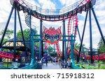 vaughan  ontario  canada  ... | Shutterstock . vector #715918312
