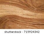 mahogany wood background. | Shutterstock . vector #715924342