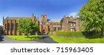 historic center of carlisle....   Shutterstock . vector #715963405