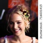 new york sep 13  actress... | Shutterstock . vector #716031415