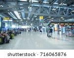 traveling concept. travelers... | Shutterstock . vector #716065876