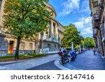 serbia  belgrade   september 13 ... | Shutterstock . vector #716147416