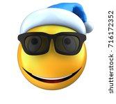 3d illustration of yellow... | Shutterstock . vector #716172352